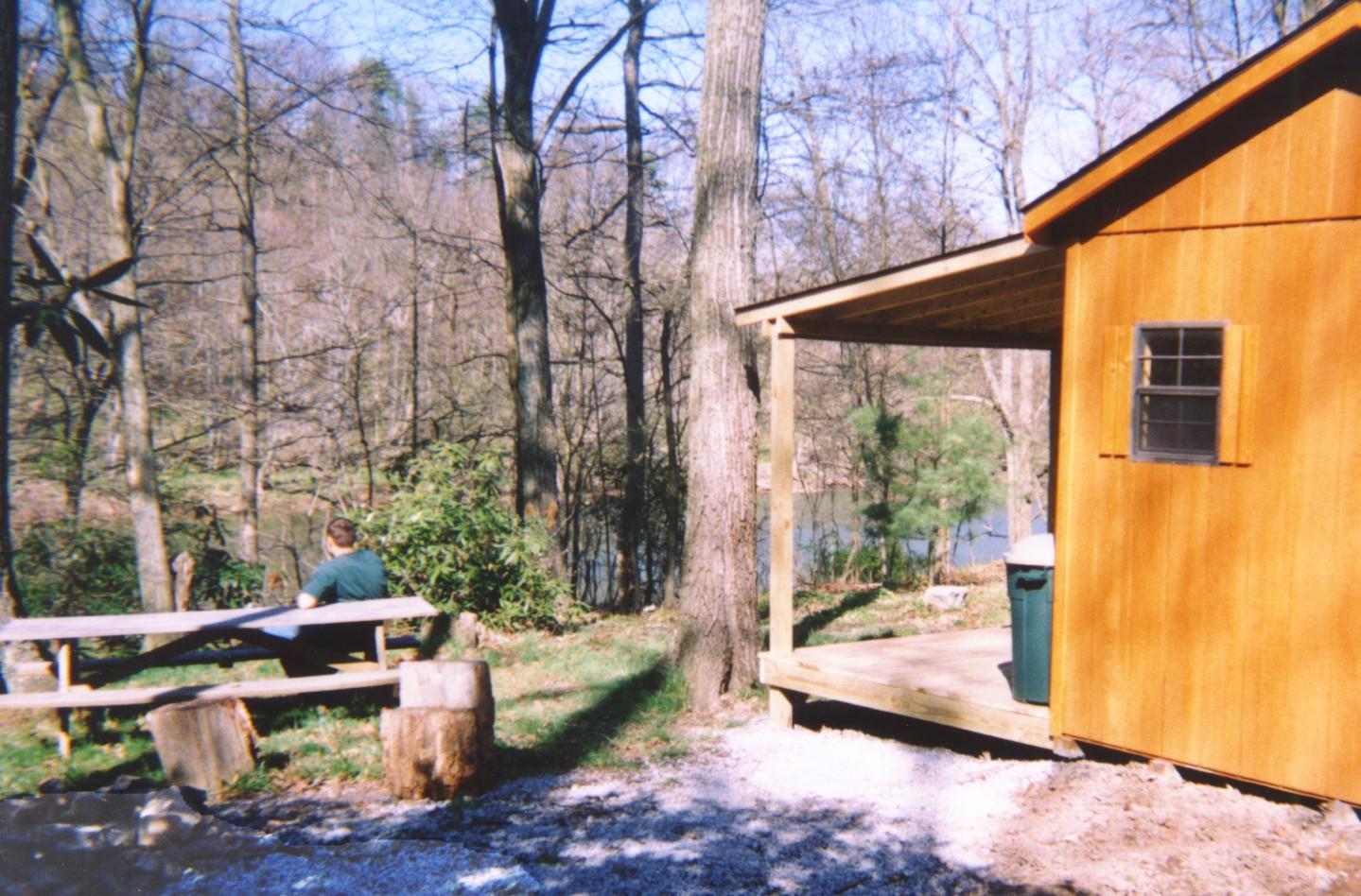 Woy Bridge Campground & Cabins